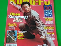 Inside Kung Fu - 152 issues from 1986 to 2011