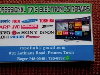 Professional TV's Repair Services