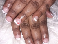 July acrylic and gel polish special -hand and feet