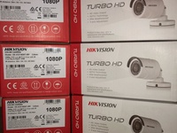 Hikvision dome and bullet cameras