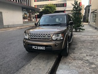 Land Rover Discovery, 2013, PCZ