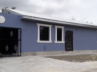 R.T.O 3 Bedroom Fyzabad Home