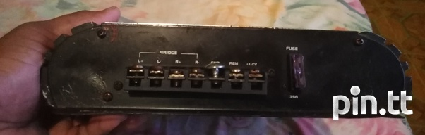 2 channel amp-3
