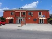 Couva Main Road Commercial Spaces - tiled, a/c, secure parking.
