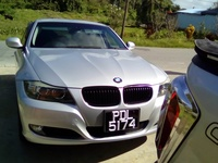 BMW 3-Series, 2010, PDL