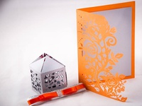 Customised Gift/Favour Boxes and Cards