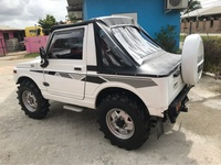 Suzuki Jimny, 1996, unregistered