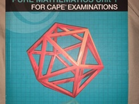 Pure Mathematics Unit 1 For CAPE Examinations