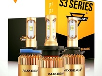 AUXBEAM S3 LED BULBS 12V/24V