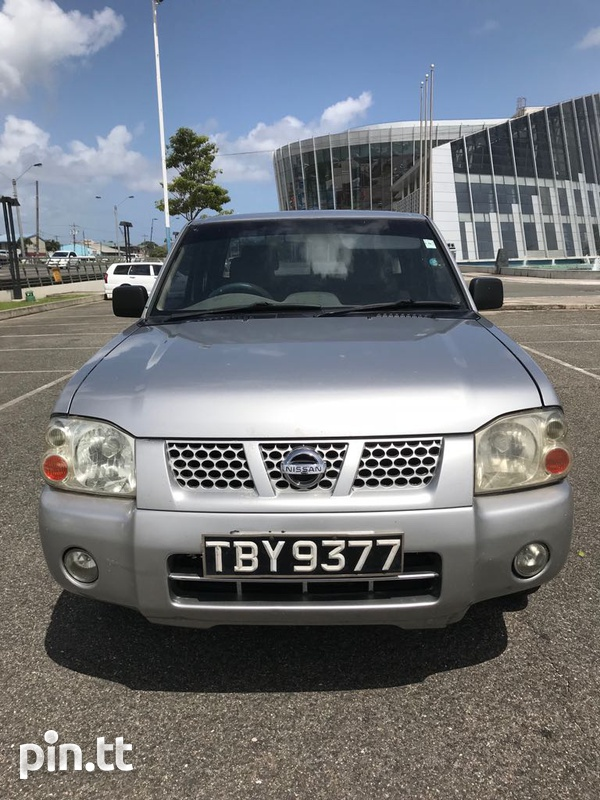 Nissan Frontier, 2006, TBY-1