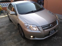 Toyota Axio, 2008, PCL