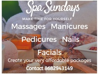 Spa Day now on Sundays