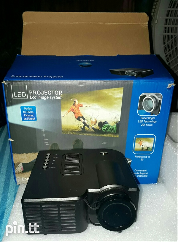 LED PROJECTOR-1
