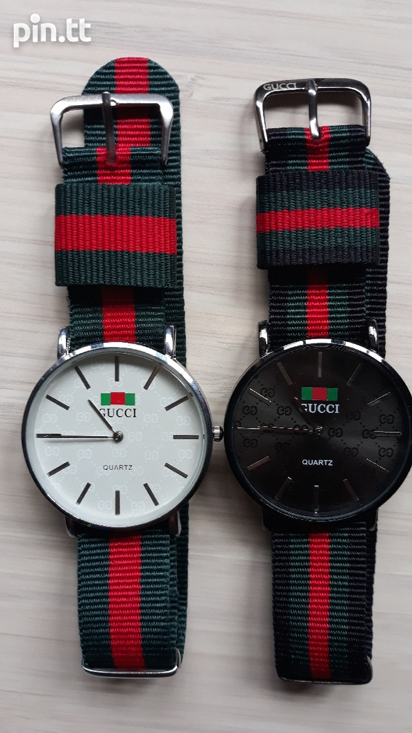 Gucci Watch Unisex-3