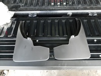 NP300 Frontier Front Mud Guards