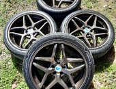 20 Inch Rims and Tyres - Audi, VW, Mercedes