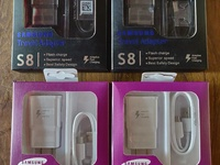 Samsung Type C Fast Chargers/Each