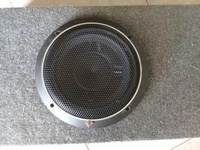 10inch Rockford fosgate p3 shallow subwoofer and box