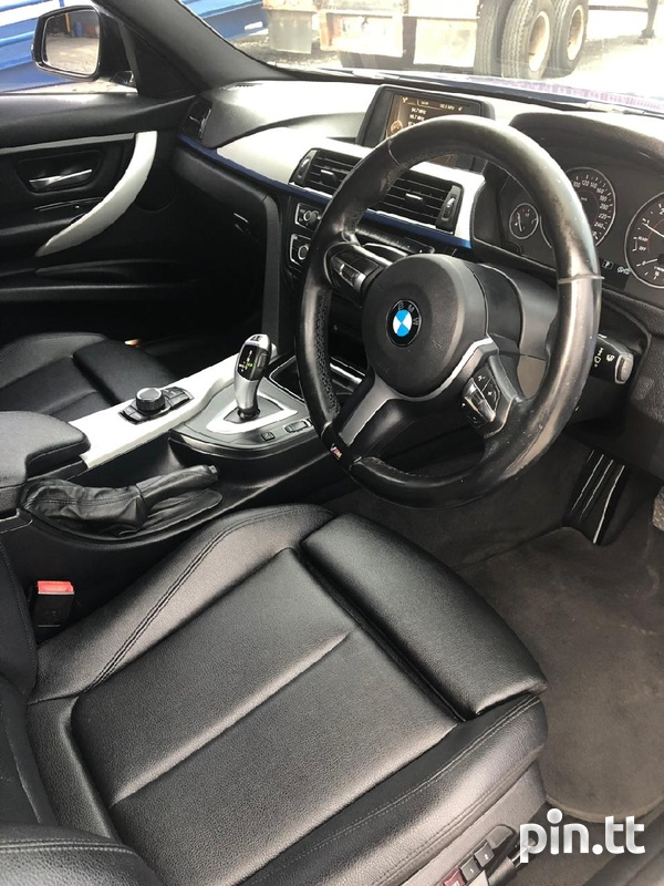 BMW 3-Series, 2014, PDE-4