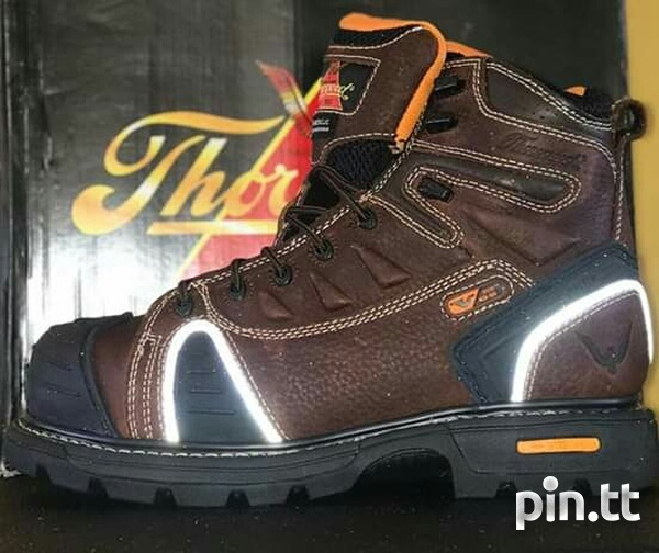 NEW STEEL TIPPED WORK BOOTS-2