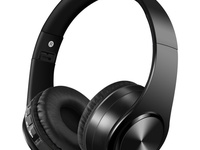 Brand New Bluetooth Headphones With FM Radio and Memory Card