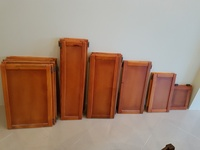 Kitchen cupboard doors