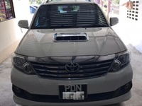 Toyota Fortuner, 2015, PDN