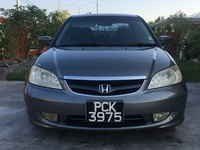 Honda Civic, 2005, PCK