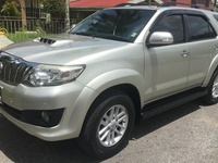Toyota Fortuner, 2013, PCY