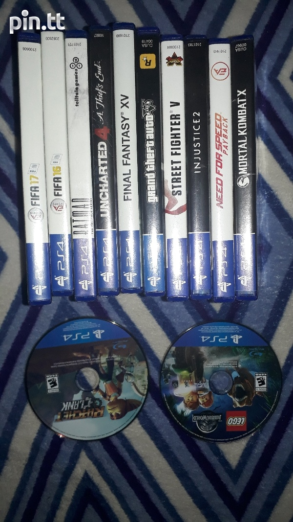 PS4 GAMES-1