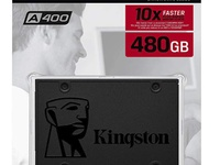 Kingston 480GB SSD New and Sealed