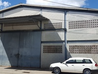 Warehouse at Tumpuna Park, Arima