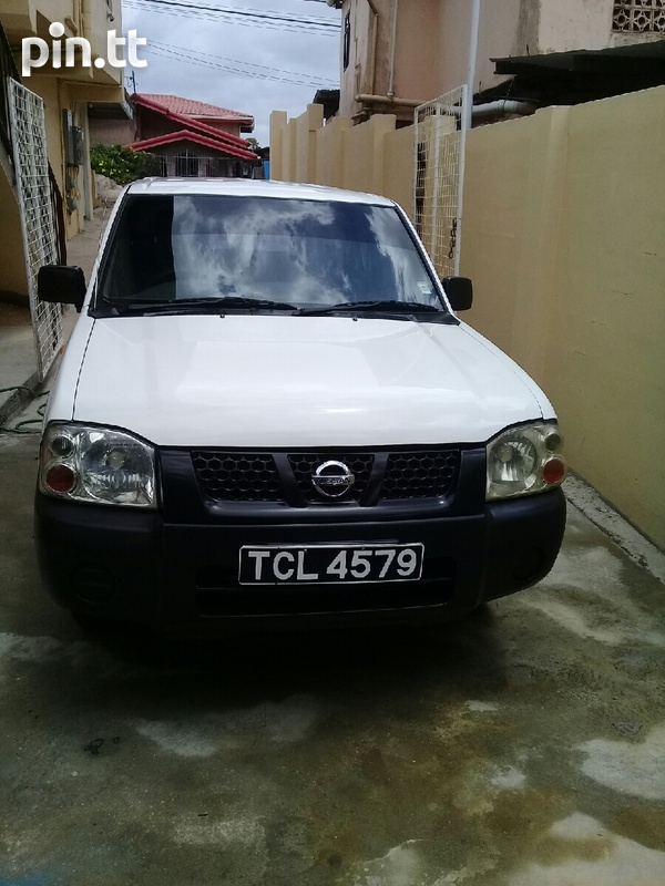 Nissan Frontier, 2010, TCL-7