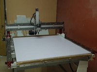 4ft x 4ft CNC MACHINE