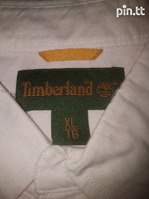 Original Timberland men shirt-1