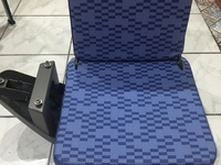 Side seats for bus