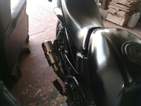 PCJ Naked Class motorcycle