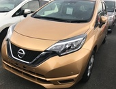Nissan Note, 2017, New Series