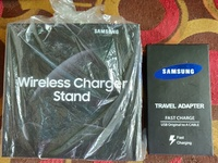 Samsung Wireless Charger Stand Combo