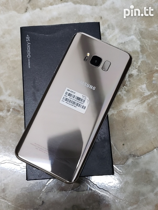 Samsung Galaxy S8+ 64GB-2