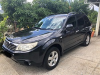 Subaru Forester, 2009, PCL