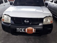 Nissan Frontier, 2007, TCE