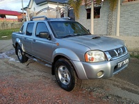 Nissan Frontier, 2005, TBY
