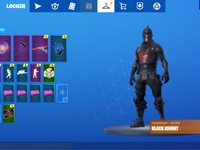 Fortnite Battle Royal account