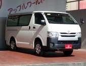 Toyota Hiace, 2015, ROLL ON ROLL OFF
