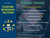 Business Website Services and Solutions