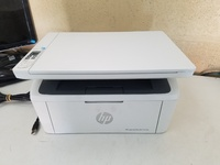 HP Laser Printer with Toners