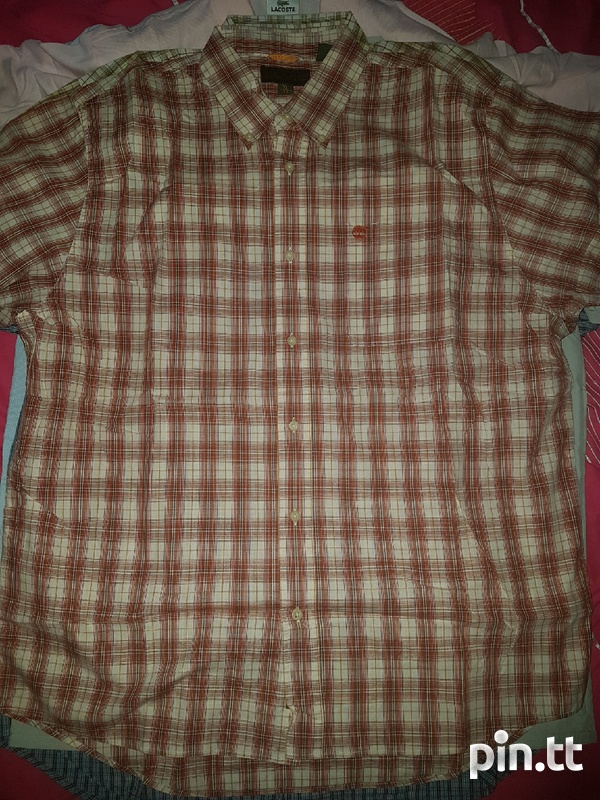 Original Timberland shirt men xl-1