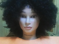 Synthetic Afro Curly Wig