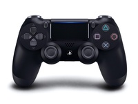 DualShock 4 Wireless Controller PS4- BLACK